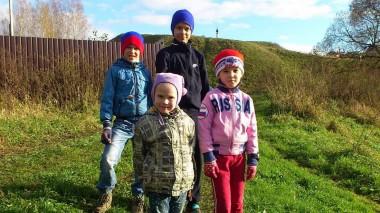 Открытая тренировка по трассе детского трейла Кутузов